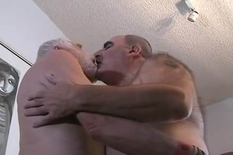 two old man getting off