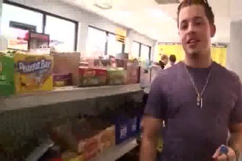 Convenience Store pounding