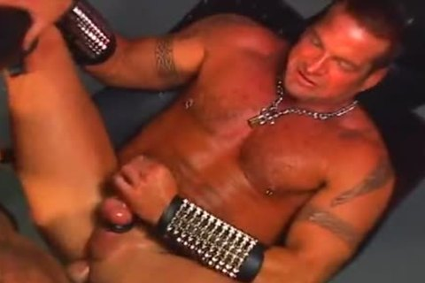 Muscle young guys Making Love Onto The Swing
