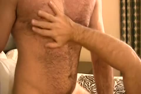 MJ - daddy Bear And young Bear In bed