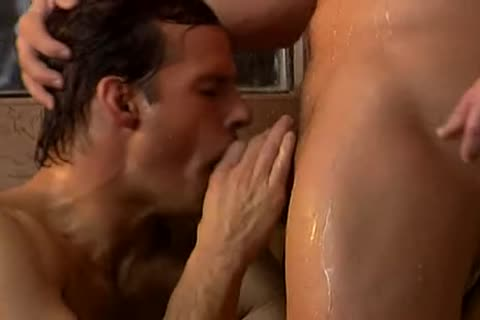 4some With Michael Brandon Bottoming
