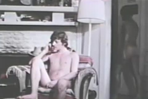 dirty Vintage twinks Making Out