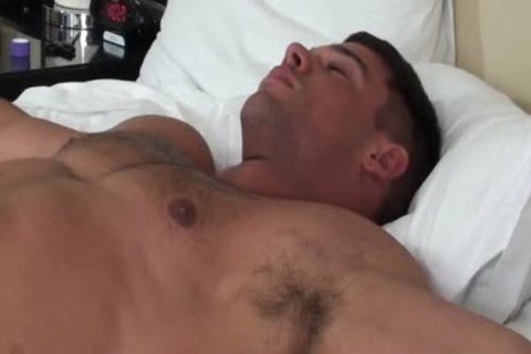 stylish Muscle fellow fastened And Tickled - Derek Atlas