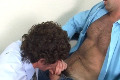 juicy gay Workers pounding In The Office
