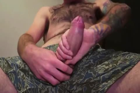delicious Beard Hipster Jerkoff And Eat His Own cum