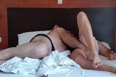 Summer fuck With A delicious Daddy Bear