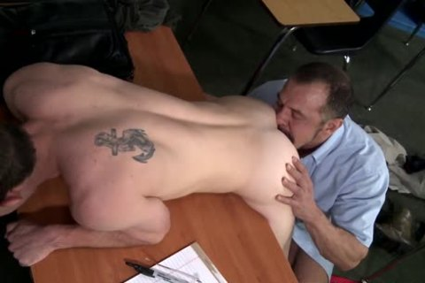 A old Teacher Sodomizes His Student!