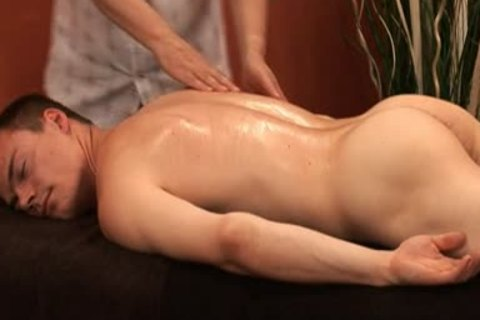 Martin Sipos attractive Massage