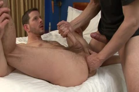 Clay Towers Enjoys Sex With His man