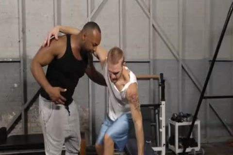 darksome On guys - Aaron Jacobs & Ray Diesel