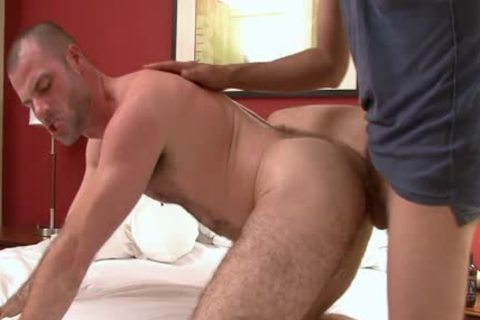Ray Daniels Is With Drake Rock Enjoying cock