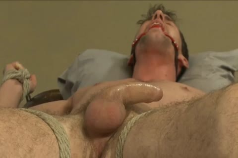 sadomasochism - Southern man gets His cock Edged.