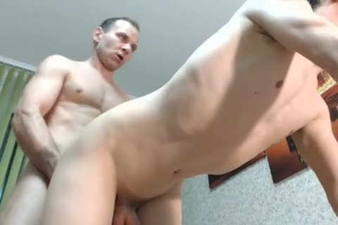 old chap bangs A stylish juvenile guy 1st Time On cam