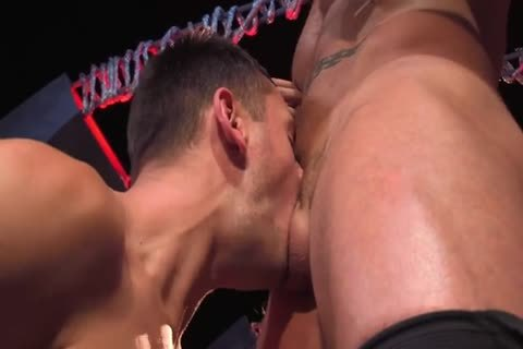 Austin Wolf  Uses Brenner's throat & anal