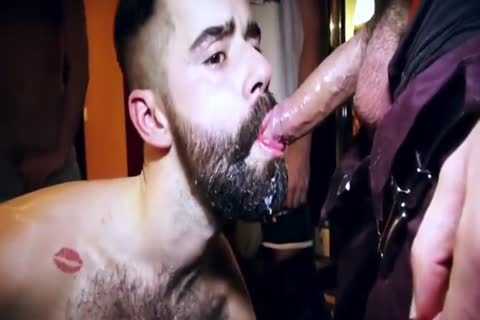 lovely hirsute cock sucker Does Hooded Thugs