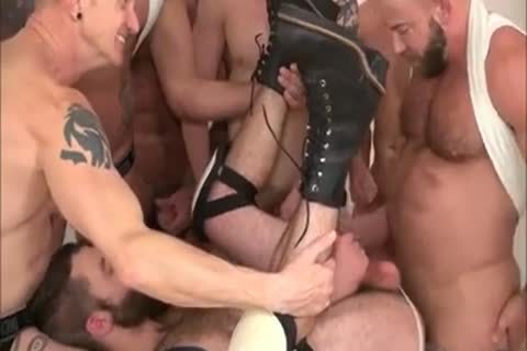 Party In Seth's face hole And anal