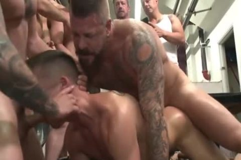 he receives bound In Public And hammered By Everyone!