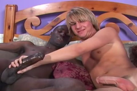 A worthy Interracial Sixty Nine Is Going crazy