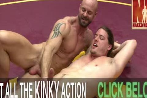 Wrestlers Use This Sport As A type Of Foreplay