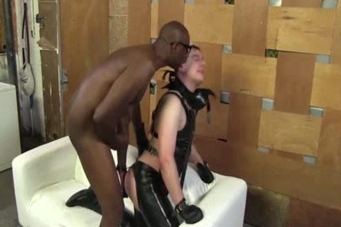 whore Bottom Chris Takes A black In The ass