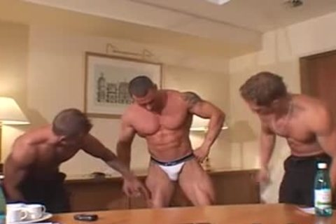 3 greater amount beautiful Muscle Posers