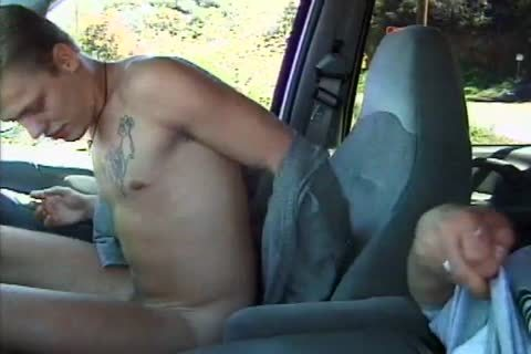 Cocksucking In The Car