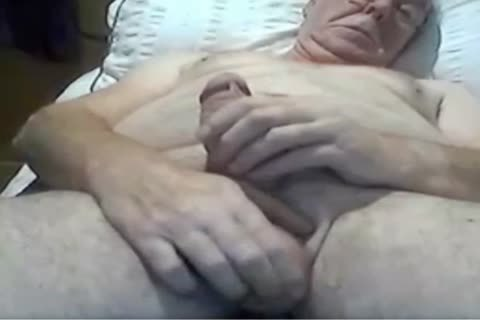 grandpa wank And Play On cam
