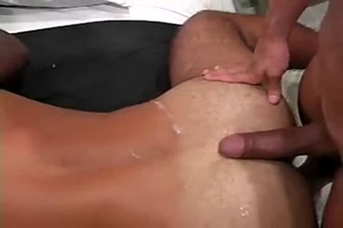Randy Interracial Soldiers pounding