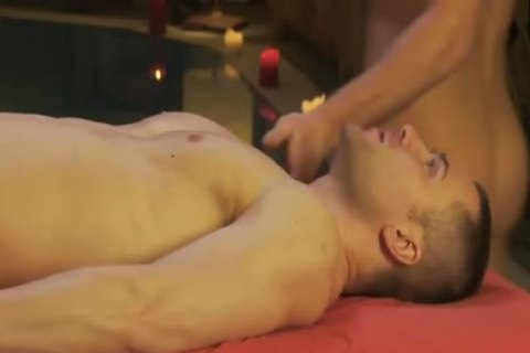 kinky And Relaxing Massage For His enjoyment