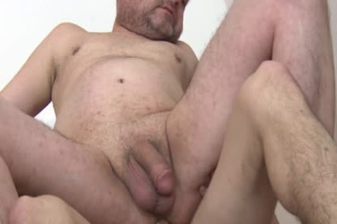 Barebacked old sucking cock Until cum