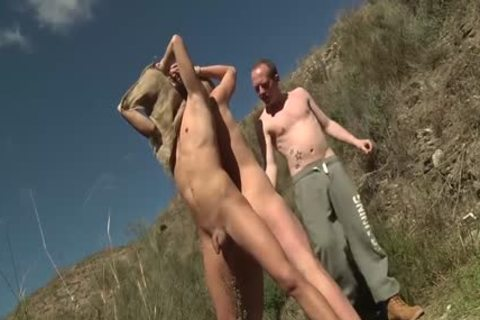 Two lascivious twinks Justin And Sean Playing bawdy Games