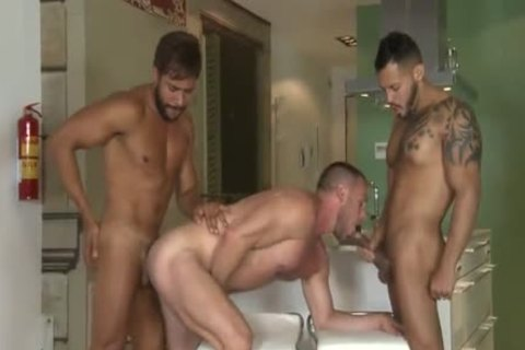 painfully German Muscle Greek Gods Ball A painfully Muscle Hunk fuckfest With lots of Solid Member