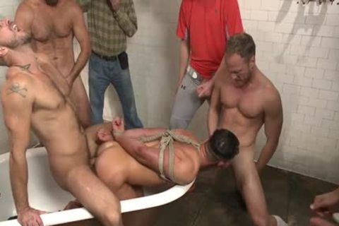 sweet Son bound And Facial