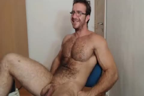 [cam] Bigdudex A dirty bushy Daddy Shows anal And