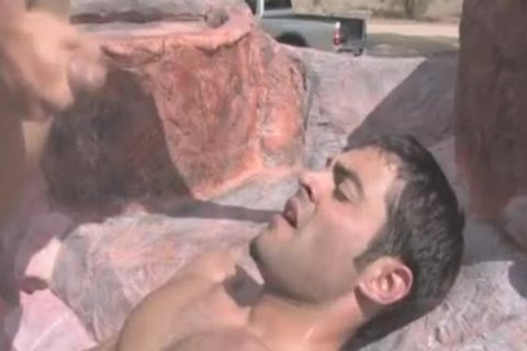 homo males Sex Vid And in nature's garb man Shits sperm Porn Pho