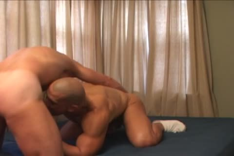 Body Builder In A mature Homosex act