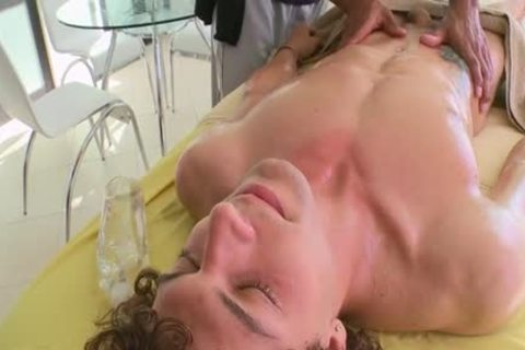 dirty gay butt With Massage