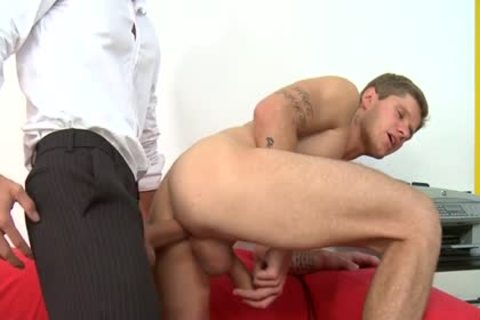 monstrous cock Daddy Flip Flop And Facial