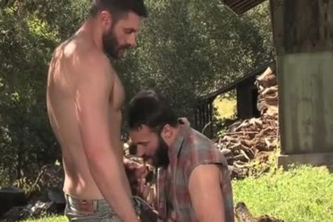 large cock homosexual anal invasion And spunk flow