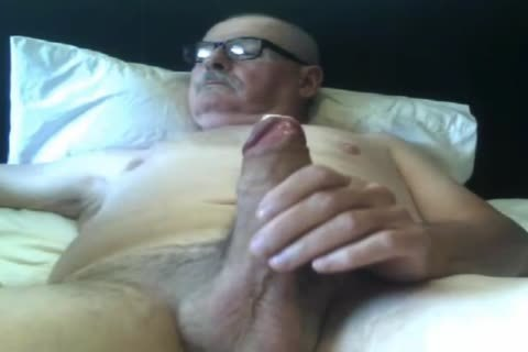 daddy man jerk off On webcam