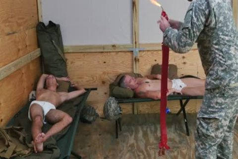 homo Drill Sergeant Gives nice butthole Training (tpc15426)
