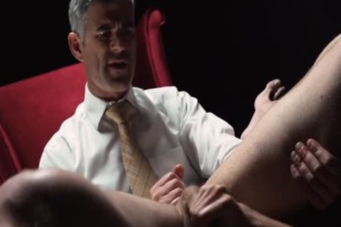 Mormonboyz - Silver Daddy Disciplines sleazy Son Over His Knee
