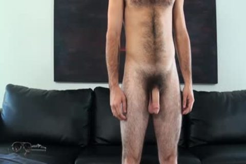 HD GayCastings - Josh hairy arsehole Is pounded By The Casting Agent