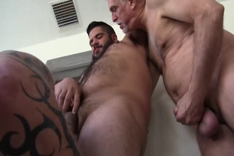 A Great bareback Daddy fuckfest