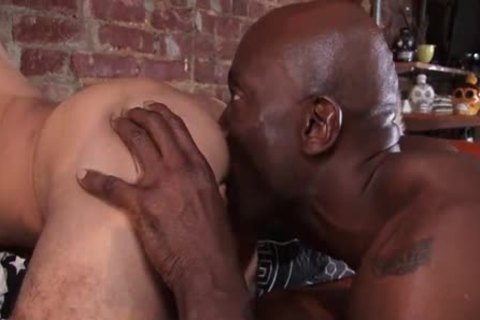 I Love gay Porn - TF-TakeThat black penis White lad