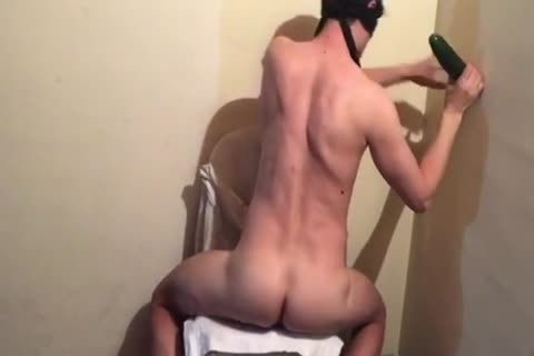 twink pounding By A large sex toy. extreme Painfully Prostate orgasm