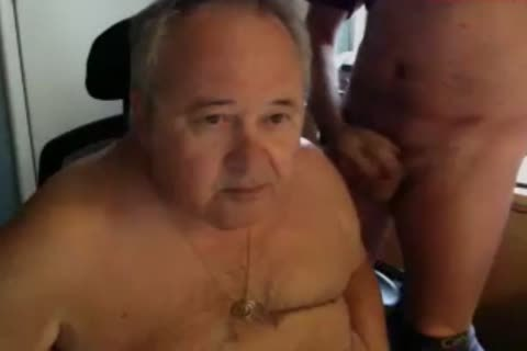 old man suck On cam