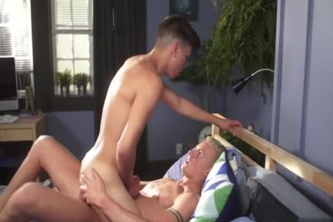 Latin twinks Flip Flop With Creampie