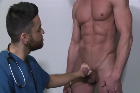 juvenile Doctor receives poked By A filthy Muscle Daddy On His First Day..Jamesxxx7