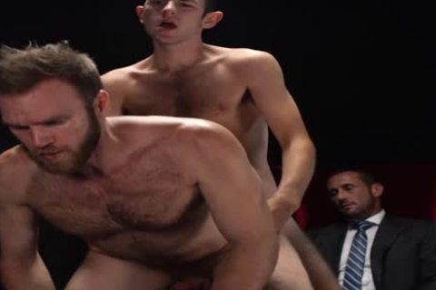 MormonBoyz - Two Missionaries nail As torment For Priest Daddy
